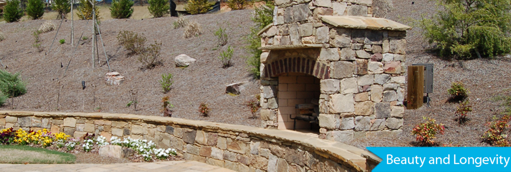 Stone Fireplace Atlanta